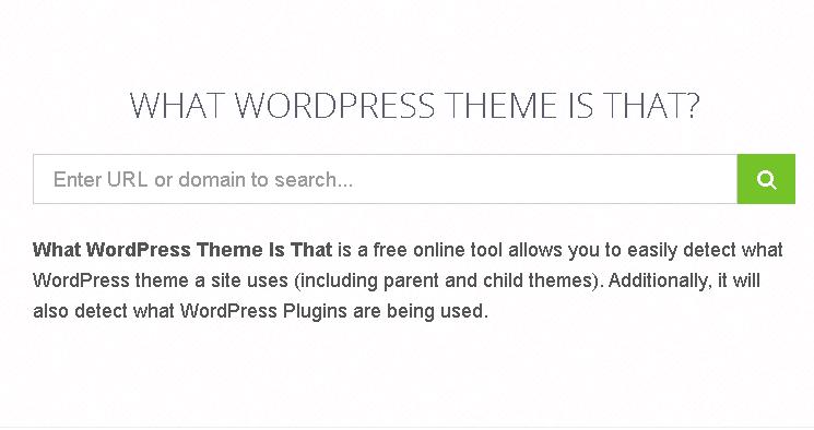 如何查看WordPress网站使用的主题-小姚工作室