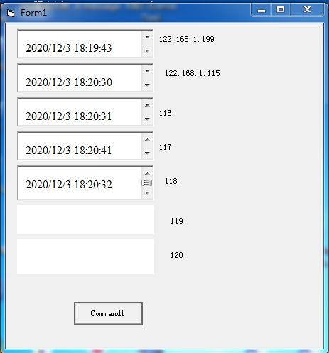 aspx页面显示服务器实时时间代码-小姚工作室